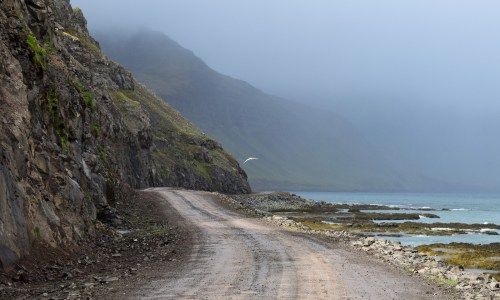 At The Speed Of Birds: The Eyris And Eyries Of The Westfjords
