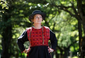 Elín Agla Briem On Witches, Elf Rocks & The Árneshreppur Yurt