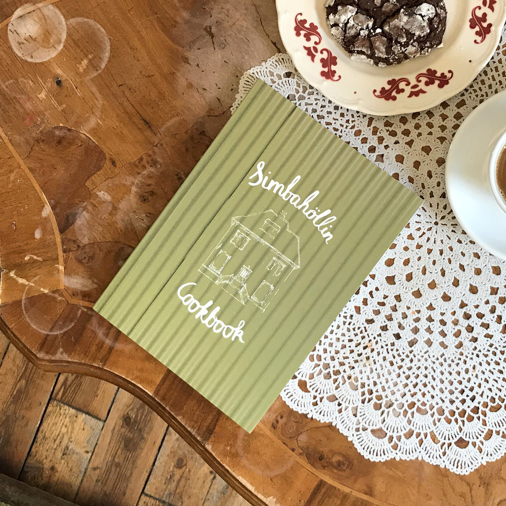Simbahöllin Cookbook Wins At The Gourmand International Awards