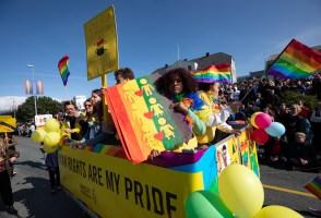 PHOTOS: Reykjavík Pride Parade 2019