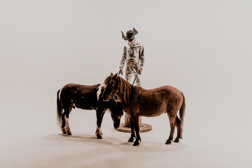 The Unknown Ranger: Orville Peck Rides Into Town For Airwaves
