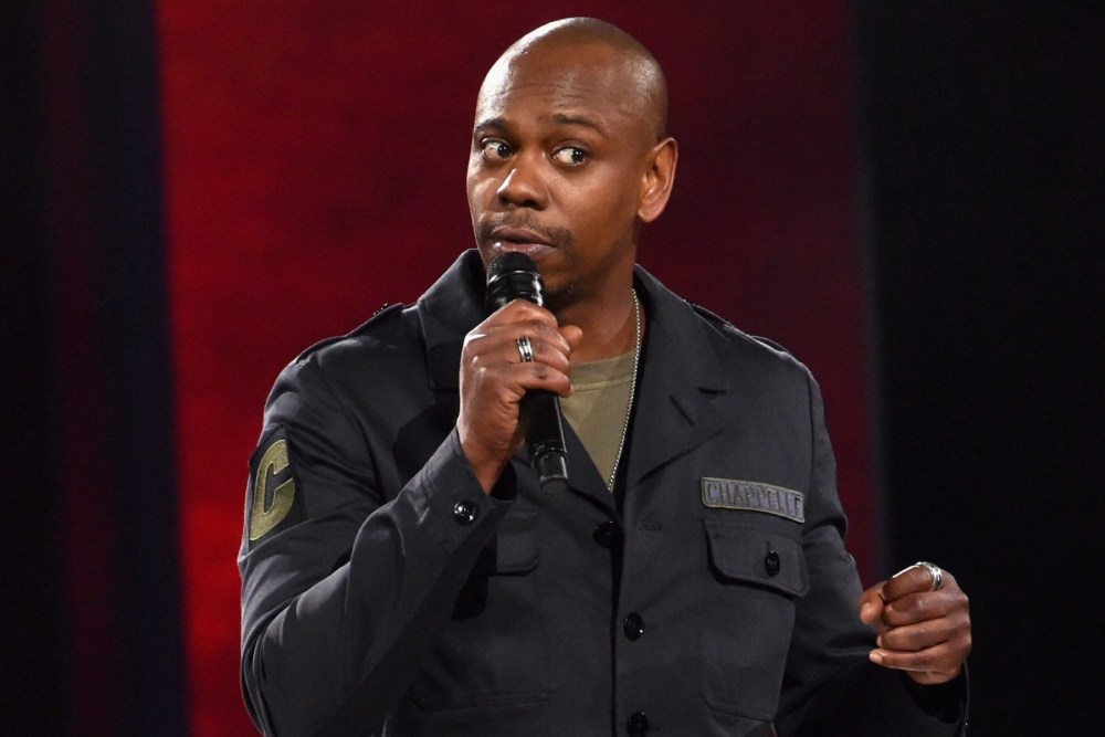 "TV Goddess: Dave Chapelle's ""Sticks & Stones"""