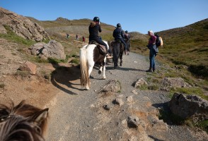 Get Off Your High Horse: Riding And Hot Springs
