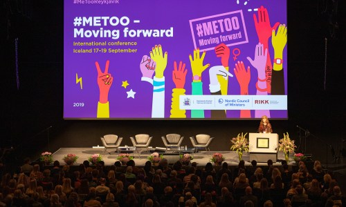 Moving Forward With The #MeToo Conference