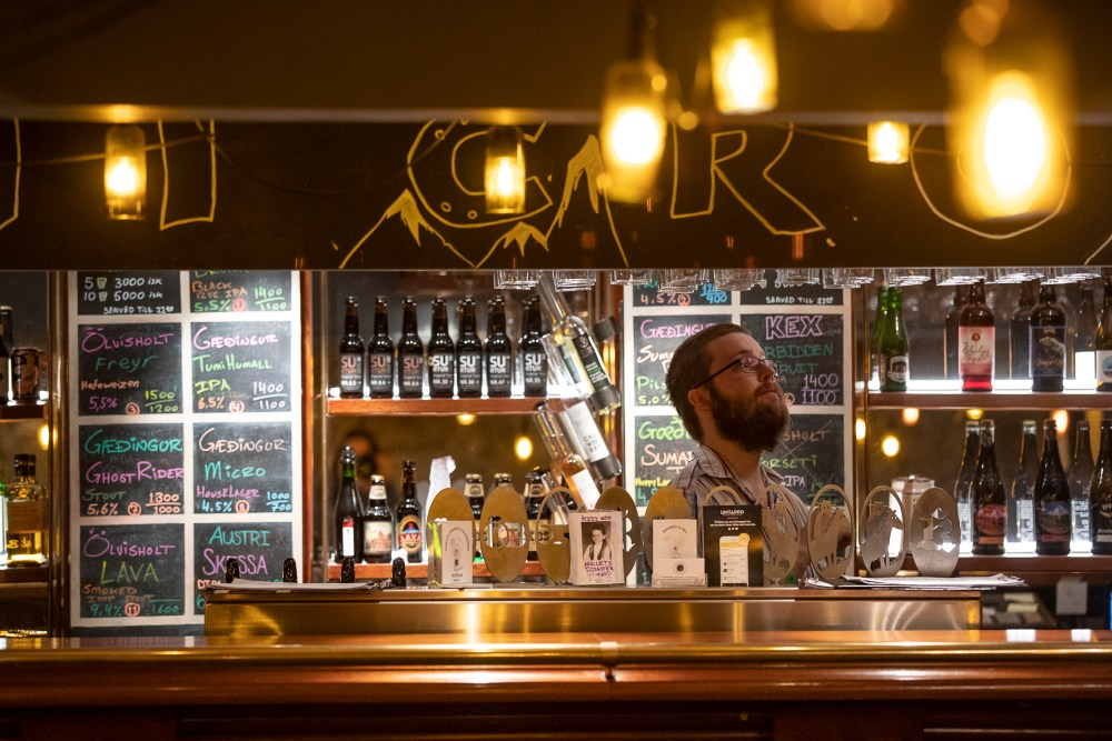 Crack Open A Cold One: Your Guide To Reykjavík Beer Places