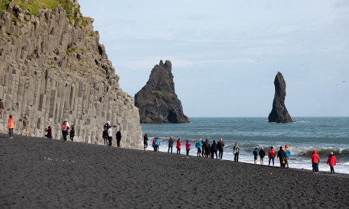 Tourism Minister Responding To Reynisfjara Situation