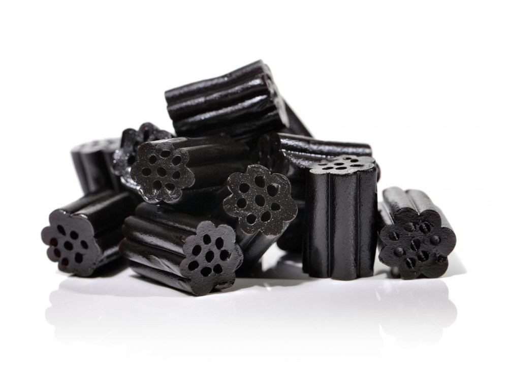 Food Of Iceland: Liquorice