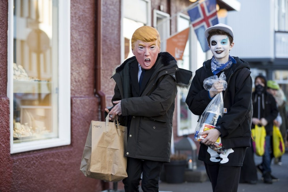 How Iceland Celebrated Halloween Before There Even Was Halloween