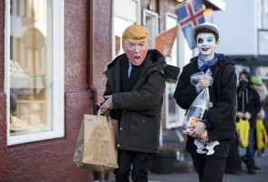 Ash Wednesday, Icelandic Style: Öskudagur Is Here