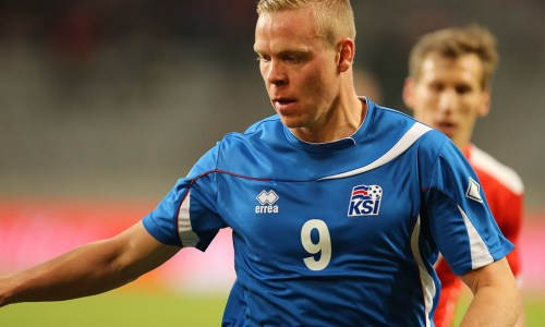 Football Star Kolbeinn Sigþórsson Arrested After Rowdy Night Out In Sweden