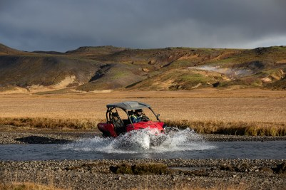 Buggy adventure with Safari Quads. Photo by Art Bicnick