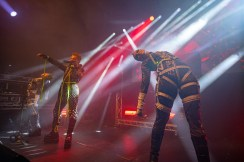 Hatari at Reykjavík Art Museum. Photo by Art Bicnick