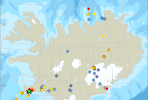 Hundreds Of Earthquakes Shake Up Reykjanes Peninsula