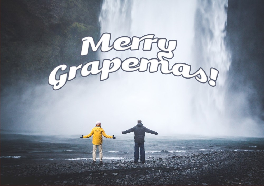 13 Days Of Grapemas: Hidden Iceland