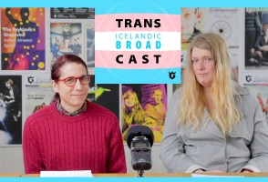 Trans Icelandic Broad Cast #2: Dating Trans Women