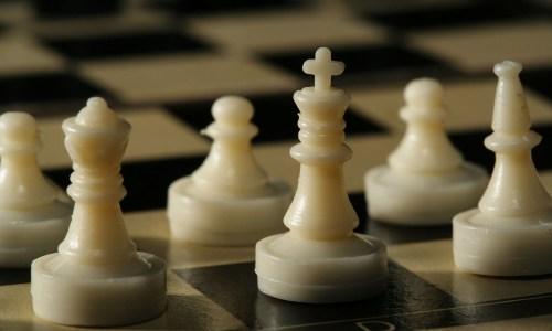 Screaming Yoga Class Disturbs Chess Tournament Next Door