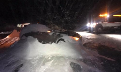 Storm Days: Frozen Cars, Avalanche Warnings, Power Outages, Snow Tunnels