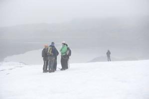 Glacier tour Iceland