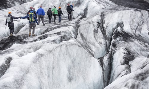Unlikely That Icelandic Glaciers Could Be Saved