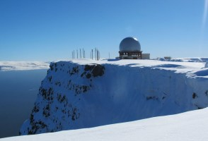 Stuck On A Mountain For 12 Days In A NATO Radar Station