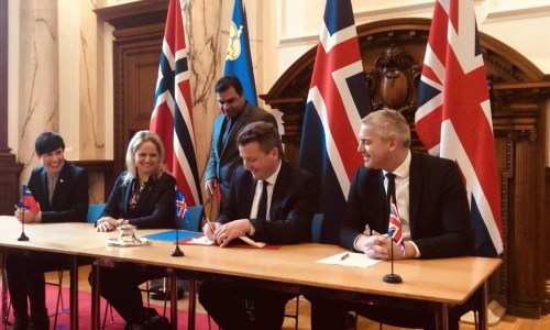 Iceland And Britain Sign Agreement, Ensuring Pre-Brexit Rights Until End Of 2020