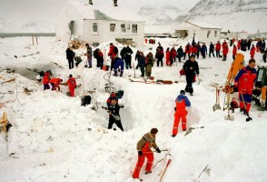 The Grim Reality Of Avalanches In Iceland