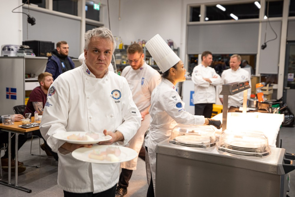 Cooking for Gold: The National Culinary Team Heads To The 2020 Culinary Olympics