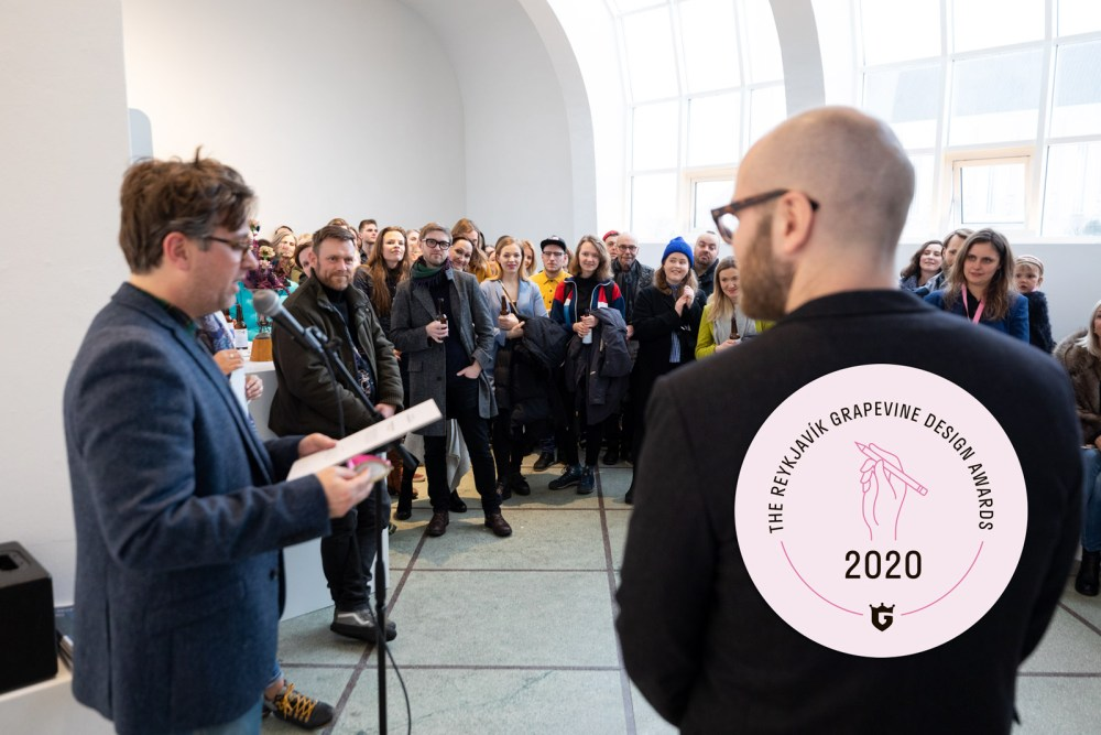 The Reykjavík Grapevine Design Awards 2020: Nominations Open!