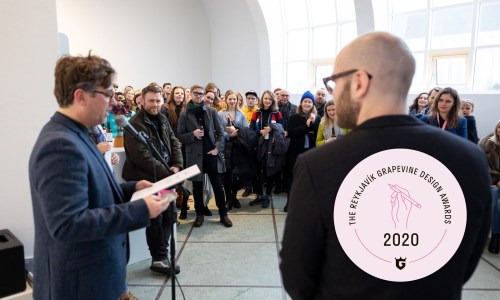 The Reykjavík Grapevine Design Awards 2020: Nominations Open!
