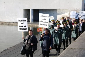 Talks Between Reykjavik City And Union Break Down, Strike To Continue