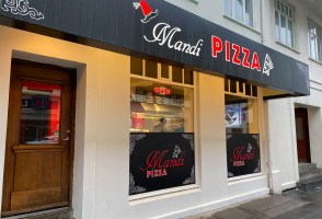 New In Town: Mandi Pizza