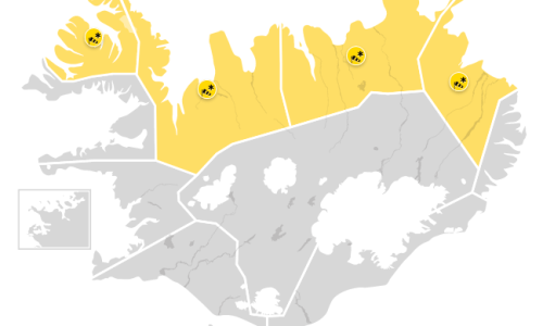 Yellow Alert For North Iceland Through Tomorrow Morning