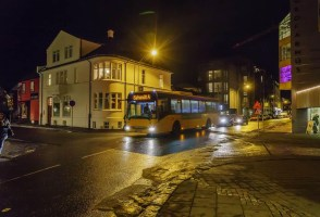 Free Buses On Museum Night