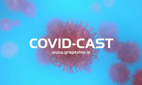 COVID-Cast #10: Virus Slowing, Blue Lagoon Lay-Offs & Testing Swabs Found