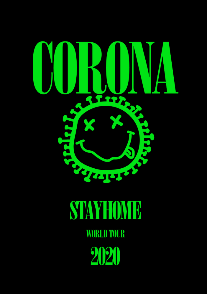 STAYHOME WORLDTOUR 2020: Send Us Your Positive Stories!