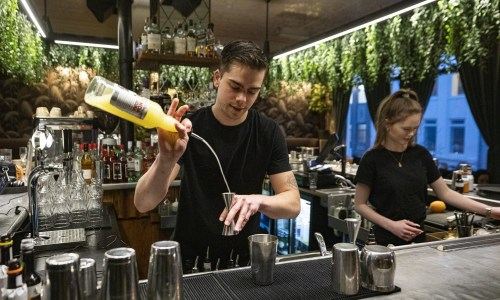 Icelandic Cocktail Bar Mentioned On The 50 Best Discovery Website