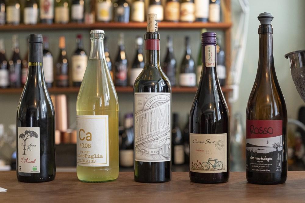 Sip, Sip, Hooray!: Wonderful Wines Around Town
