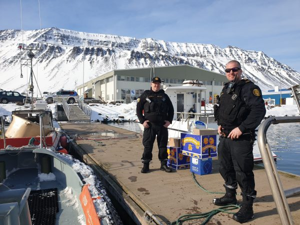 coast guard easter eggs