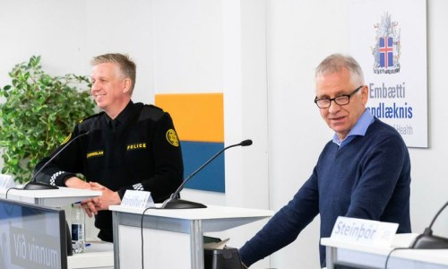 COVID-19 In Iceland: Public Health Leaders Hold Final Press Conference
