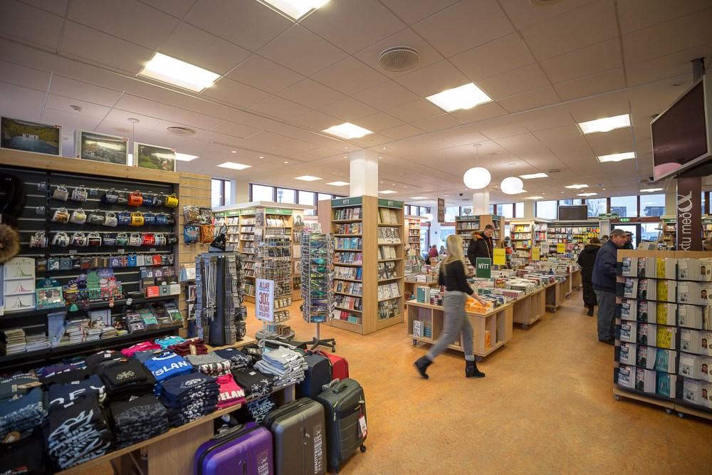 Best Of Reykjavík Shopping 2020: Best Bookstore