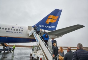 Icelandair Laying Off 88 Employees