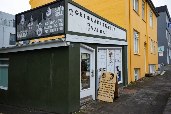 record store reykjavik