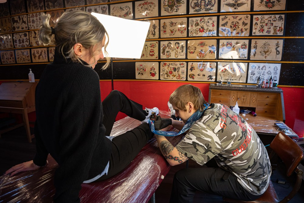 The Reykjavík Tattoo Guide a.k.a. Where To Get Your Grapevine Tattoo
