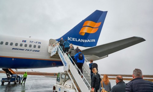 Icelandair Flying To Antarctica Today