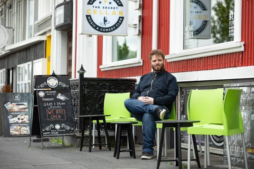 Nothing So Serious: Sigurður Anton Friðþjófsson Talks About 'Mentor'