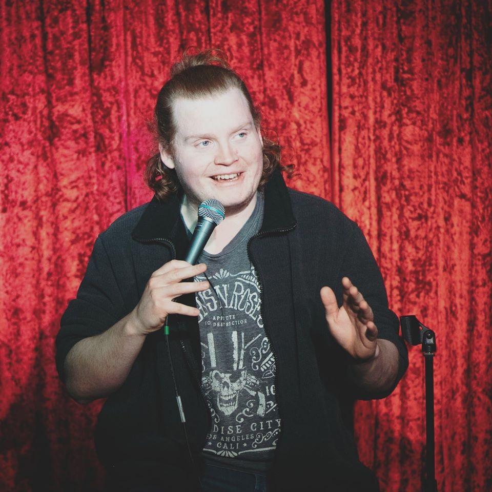 Arnór Daði Gunnarsson Brings Some Small-Town Comedy To Reykjavík Fringe