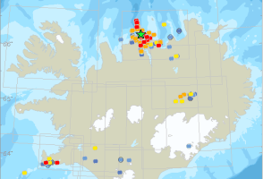 Biggest Earthquake In Over A Week Measured In The North