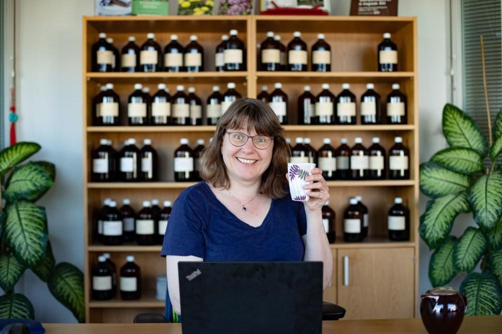 Herb Your Enthusiasm: Foraging Forays With Anna Rósa