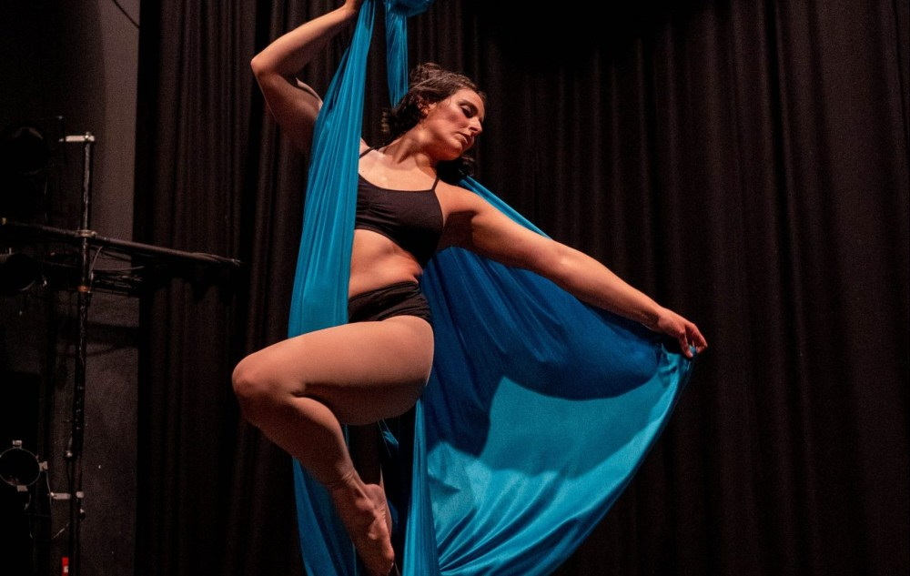 "Flying Through Fringe: ""Rebirth"" Explores An Unstable World Through The Aerial Arts"