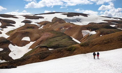 The Laugavegur Trail Diaries: A Tale Of Snow, Steam And Sunburns